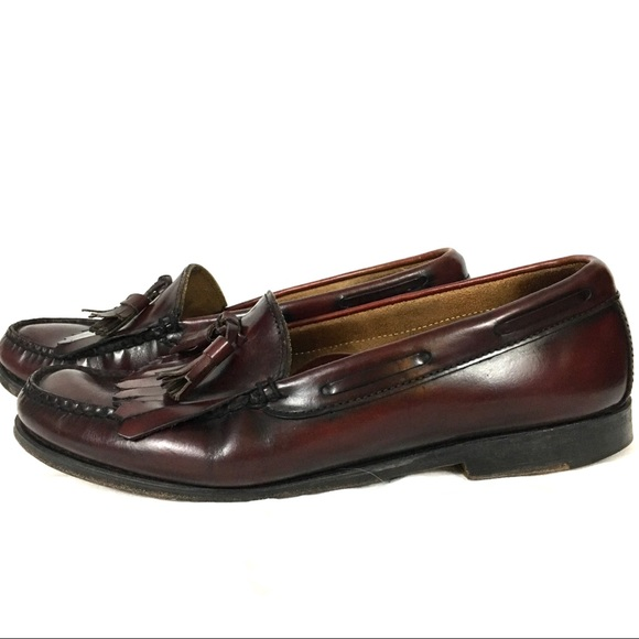 803143e38cc G.H. Bass   Co. Other - Mens Bass Weejun Tassle Penny Loafer Cordovan ...